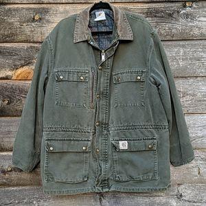 Carhartt Field Barn Coat Jacket Lined
